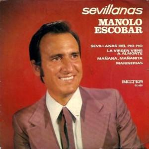 Escobar, Manolo - Belter52.420