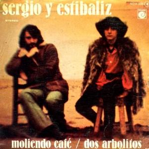 Sergio Y Estíbaliz - Novola (Zafiro)NOX-306