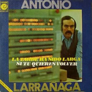 Larrañaga, Antonio - Novola (Zafiro)NOX-147