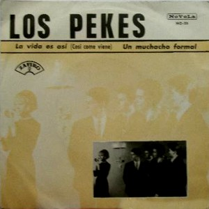Pekes, Los - Novola (Zafiro)NO-25