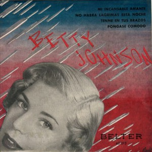 Johnson, Betty - Belter 45.013