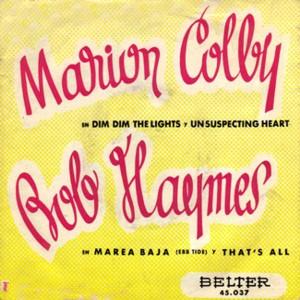 Música Para Bailar - Belter45.037