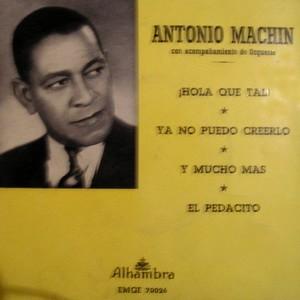 Machín, Antonio - Alhambra (Columbia)EMGE 70026