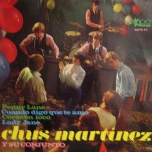 Martínez Y Su Conjunto, Chus