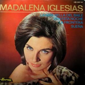 Iglesias, Madalena - Alvorada (Hispavox)HB 097-14
