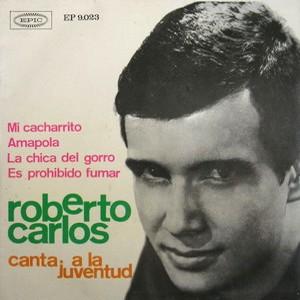 Roberto Carlos - Epic (CBS)EP 9023
