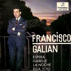 Galián, Francisco - ColumbiaSCGE 80985