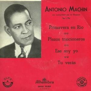 Machín, Antonio - Alhambra (Columbia)EMGE 70059