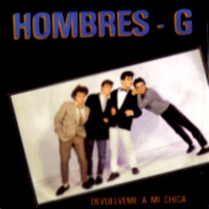 Hombres G - Twins T 1708