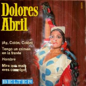 Abril, Dolores - Belter 52.222