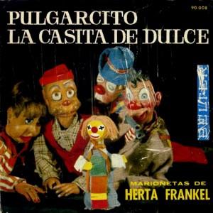 Marionetas De Herta Frankel, Las - Belter90.008
