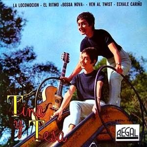 Tina Y Tesa - Regal (EMI)SEDL 19.307