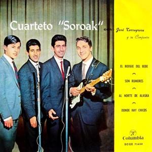 Cuarteto Soroak
