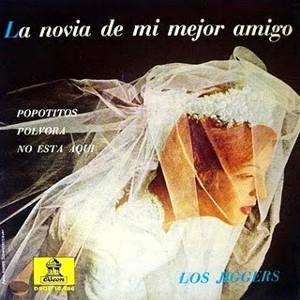 Jiggers, Los - Odeon (EMI)DSOE 16.486