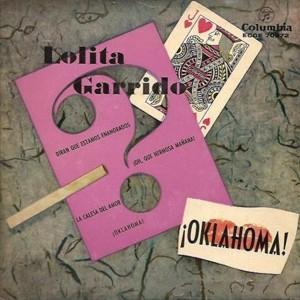 Garrido, Lolita - ColumbiaECGE 70972