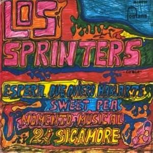 Sprinters, Los - Fontana467 912 TE