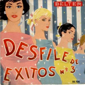 Éxitos - Belter50.106