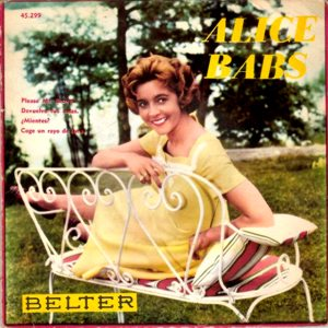 Babs, Alice - Belter 45.299