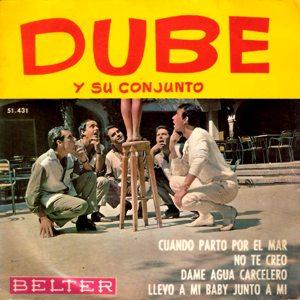 Dubé Y Su Conjunto - Belter51.431