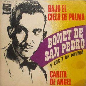 San Pedro, Bonet De - Regal (EMI)J 006-20.111