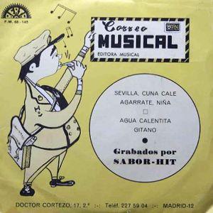 Sabor Hit - Berta (Philips)FM68-145