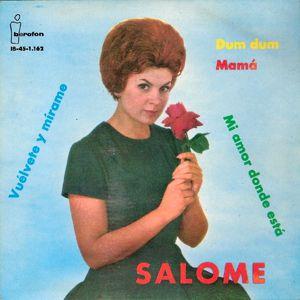 Salomé - IberofónIB-45-1.162