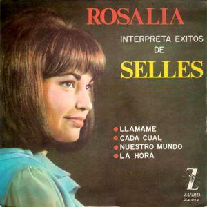 Rosalía - ZafiroZ-E 527