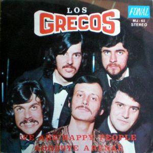 Grecos, Los