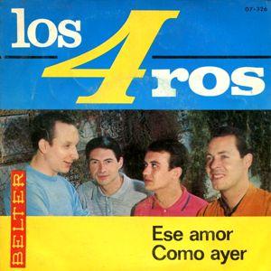Cuatro Ros, Los - Belter07.326