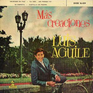 Aguilé, Luis - Odeon (EMI)DSOE 16.459