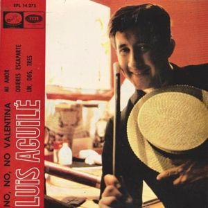 Aguilé, Luis - La Voz De Su Amo (EMI)EPL 14.275