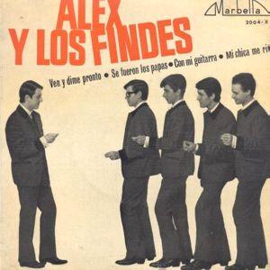 Alex Y Los Findes - Marbella (Vergara)2.004-XC