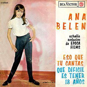 Ana Belén - RCA3-10146