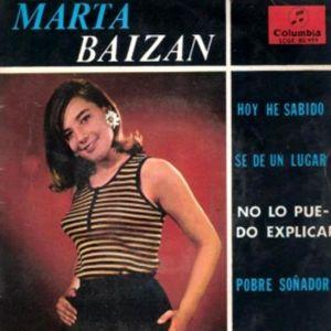 Baizán, Marta - ColumbiaSCGE 80994