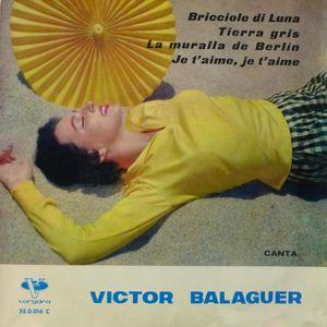 Balaguer, Víctor