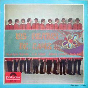 Beatles De Cádiz, Los - Polydor367 FEP