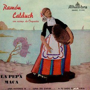 Calduch, Ramón - ColumbiaECGE 71195