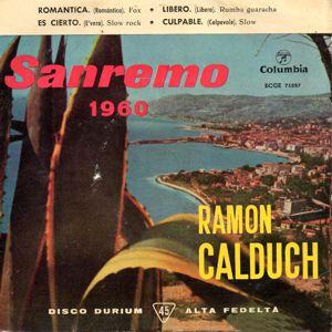 Calduch, Ramón - ColumbiaECGE 71227