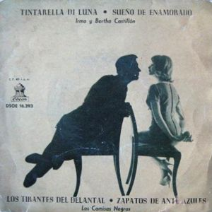 Varios - Pop Español 60' - Odeon (EMI)DSOE 16.393