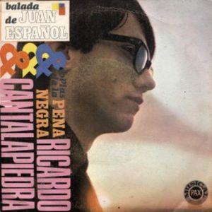 Cantalapiedra, Ricardo - Discoteca PAXW-014
