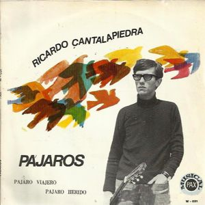 Cantalapiedra, Ricardo - Discoteca PAXW-031
