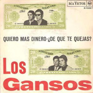 Gansos, Los - RCA3-10221