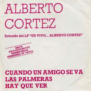 Cortez, Alberto - Hispavox099