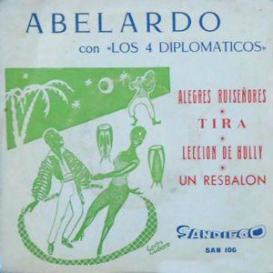 Abelardo Con Los 4 Diplomáticos - San DiegoSAN-106