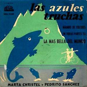 Christel y Pedrito Sánchez, Marta
