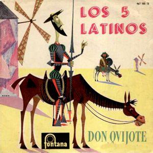 Cinco Latinos, Los - Fontana467 155 TE