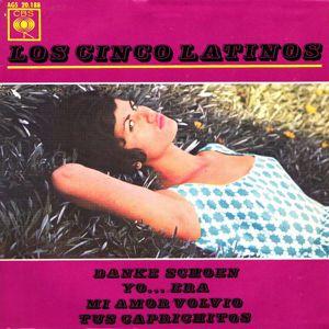 Cinco Latinos, Los - CBSAGS 20.188