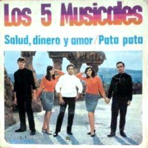 Cinco Musicales, Los - PalobalS-  1