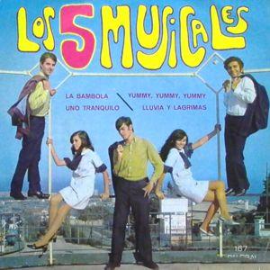 Cinco Musicales, Los - PalobalPH-167