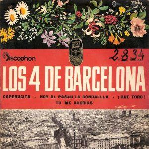 Cuatro De Barcelona, Los